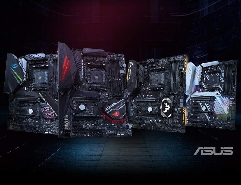 ASUS Unveils AMD AM4 X470 Motherboard Lineup | eTeknix