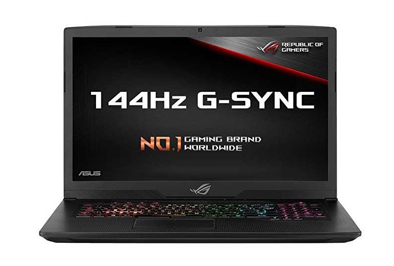 ASUS ROG GL703G 144Hz G-Sync Gaming Laptop Review | eTeknix