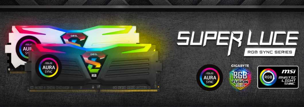 GEIL Super Luce 16GB 3000MHz RGB DDR4 Review | eTeknix