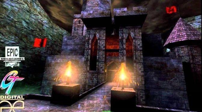 Fan Recreates Classic Unreal Game in Unreal Engine 1 | eTeknix