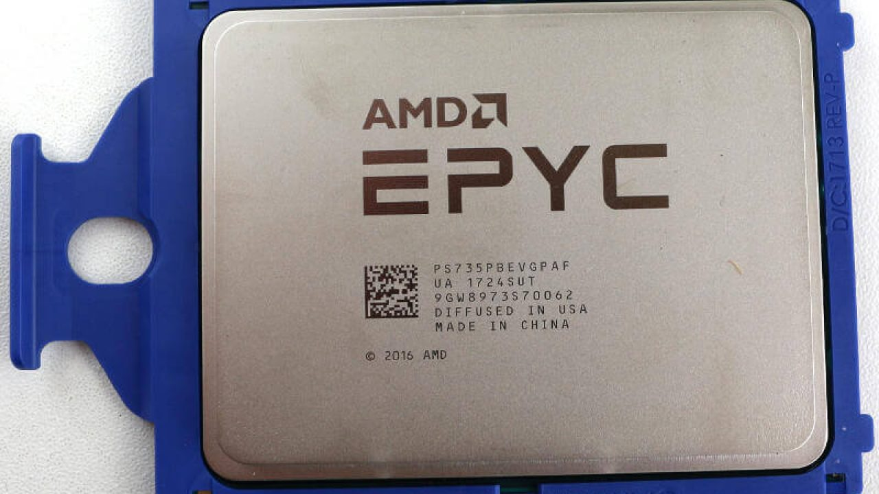 AMD EPYC 7351P 16-Core 32-Thread Processor (SP3) Review
