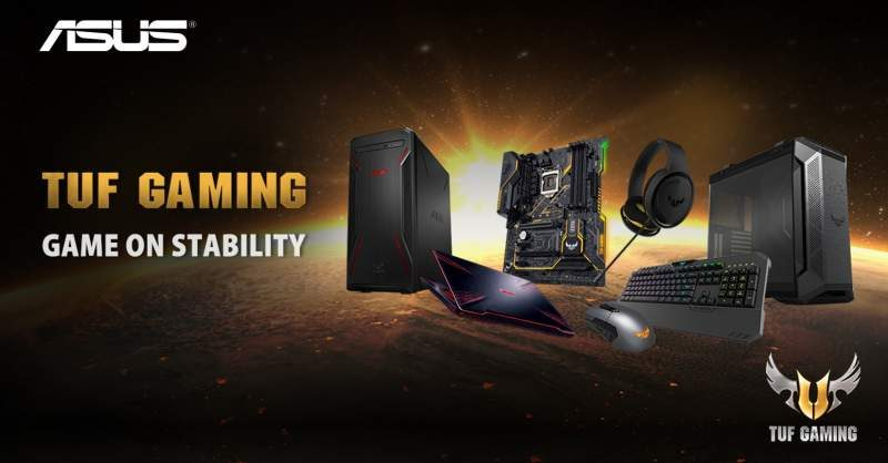 ASUS Announces New TUF Products at Computex 2018 | eTeknix