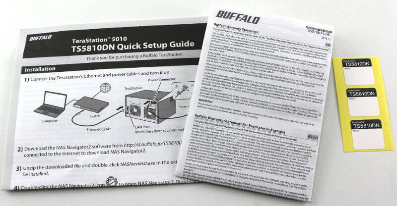 Buffalo 5810DN 8-Bay 32TB Preloaded NAS Review | eTeknix
