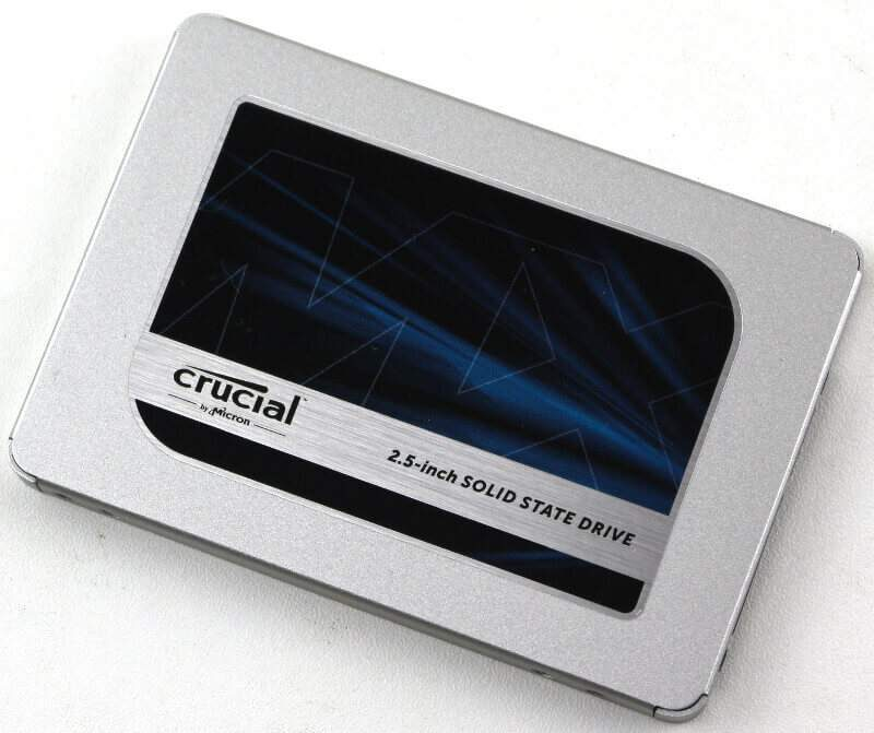 Crucial Rolls Out New Improvement Firmware for MX500 SSDs