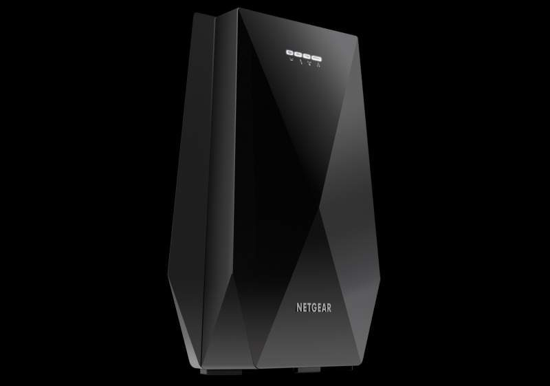Netgear Launches Nighthawk X6 Tri-Band WiFi Mesh Extender
