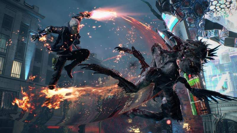 CAPCOM Confirms Devil May Cry 5 With New Trailer