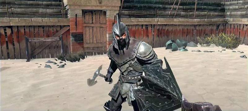 Bethesda's Elder Scrolls Blades is a Mobile First-Person RPG