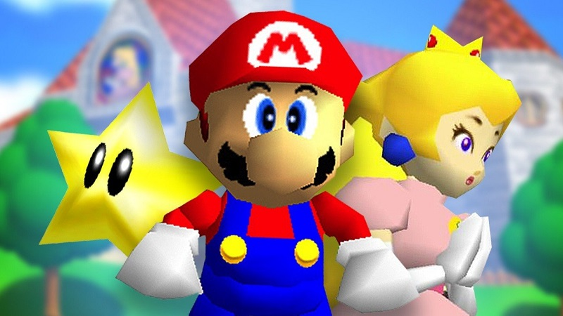 Someone is Working on a PC Native Super Mario 64 | eTeknix