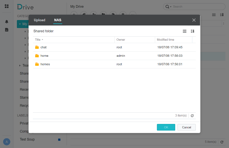 Easy Collaboration with Synology's DSM 6 2 Features | eTeknix