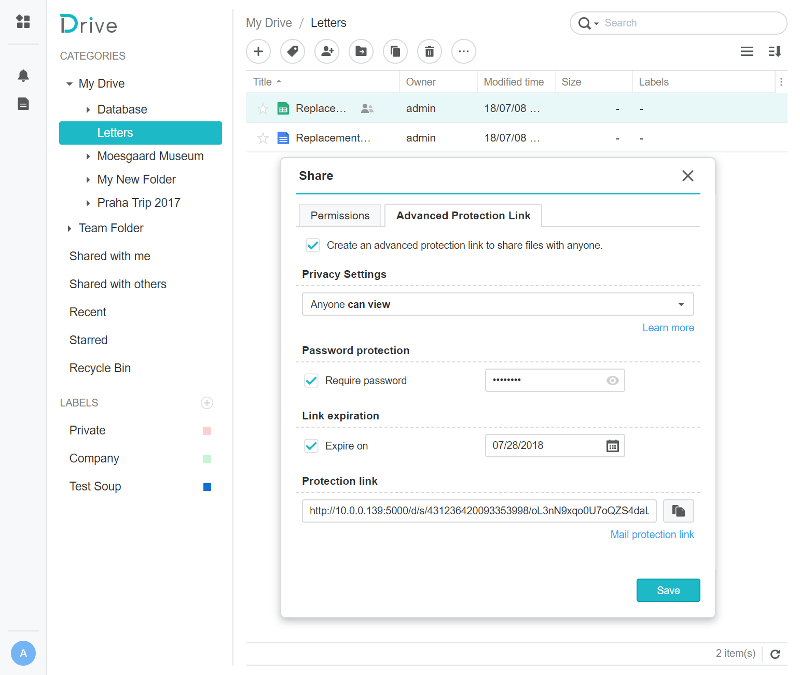 Easy Collaboration with Synology's DSM 6 2 Features | Page 2 of 6