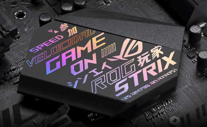 ASUS ROG STRIX B450-F Gaming Motherboard Review   eTeknix