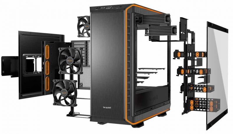 be quiet! Dark Base Pro 900 Rev 2 Full-Tower Chassis Review   eTeknix