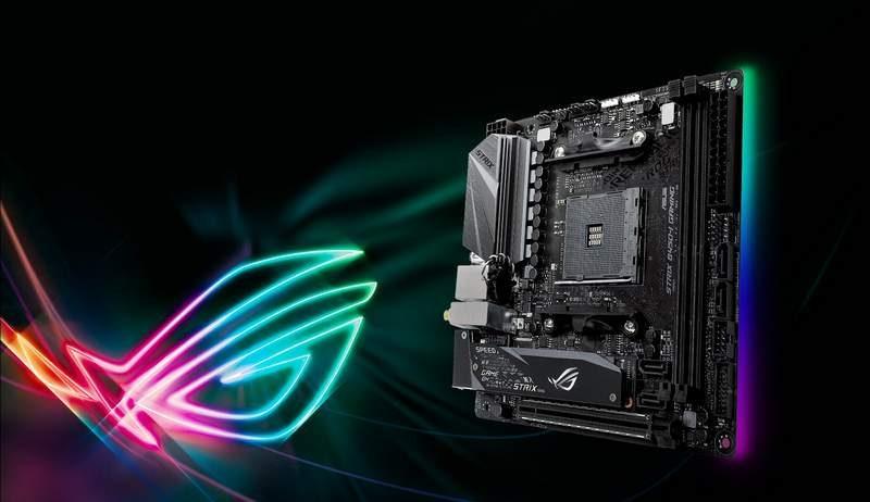 ASUS Announces B450 Motherboard Lineup   eTeknix