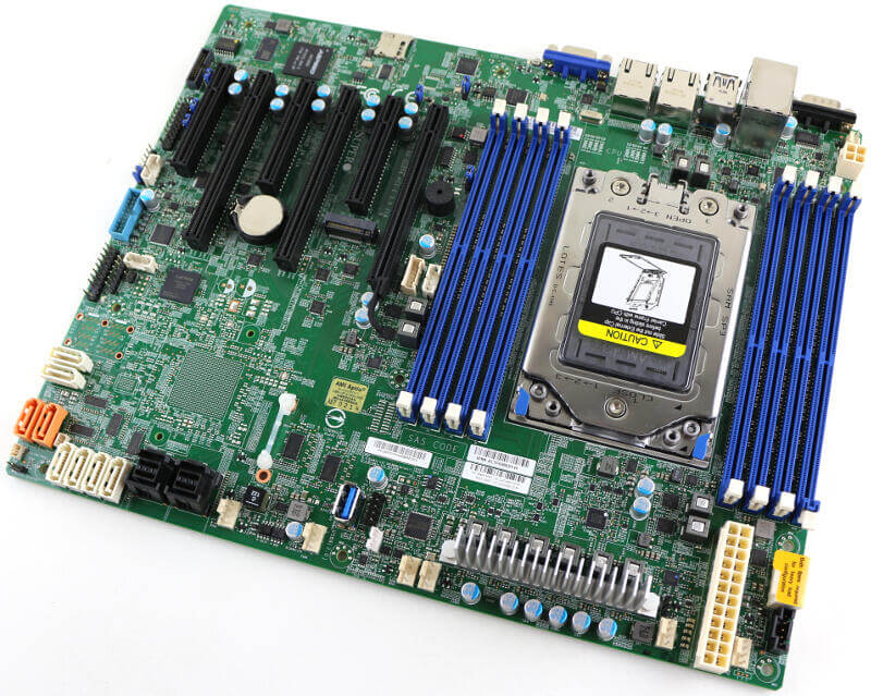 Supermicro H11SSL-i (SP3 EPYC) Server Motherboard Review