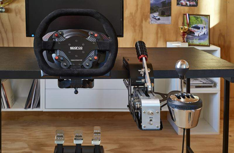 Thrustmaster Expands Racing Sim Accessory Ecosystem | eTeknix