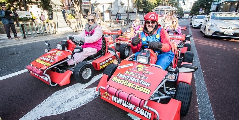 Nintendo Successfully Sues Japanese Mario Kart Themed Tour Eteknix