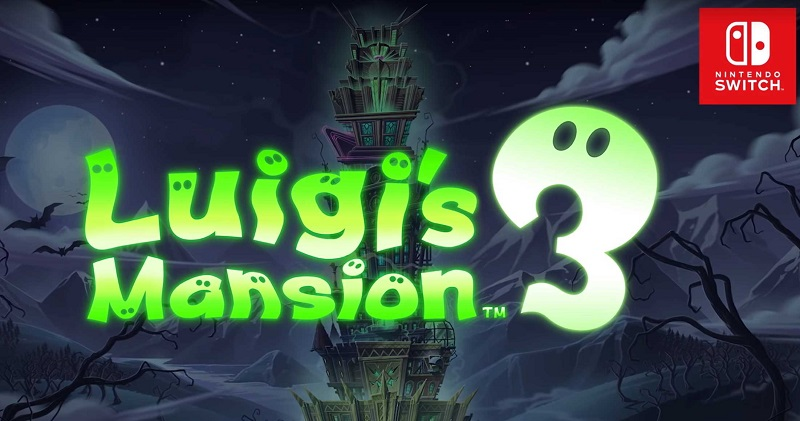 Luigi S Mansion 3 Is Confirmed For The Nintendo Switch Eteknix