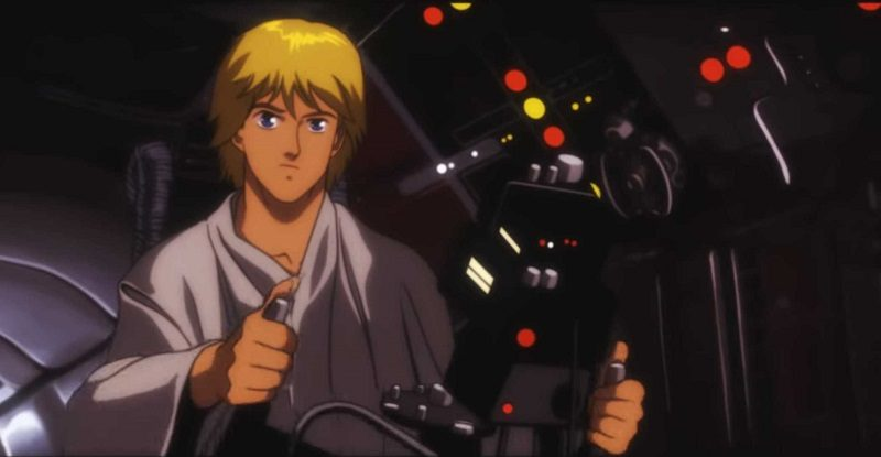 star wars anime
