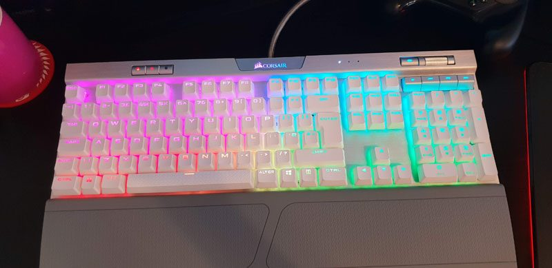 Corsair K70 MK 2 SE RGB Review - The Worlds Coolest Keyboard? | Page