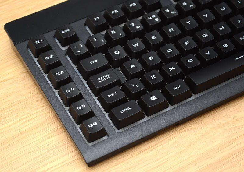 Corsair K55 + Harpoon Gaming Keyboard and Mouse Review | eTeknix