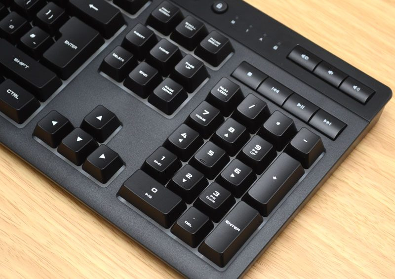 Corsair K55 + Harpoon Gaming Keyboard and Mouse Review | Page 2 of 3
