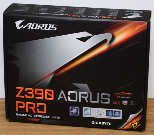 AORUS Pro Gaming Z390 Motherboard Review   eTeknix
