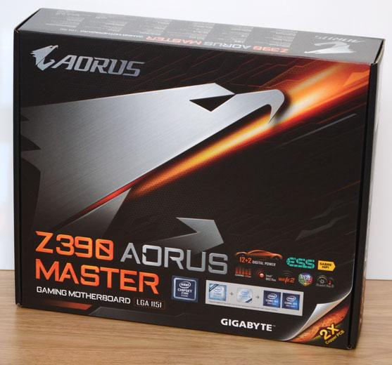 AORUS Master Z390 Motherboard Review | eTeknix