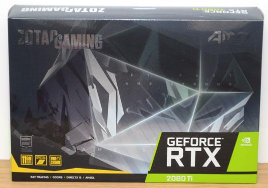 Zotac Gaming RTX 2080 Ti Amp Review | eTeknix