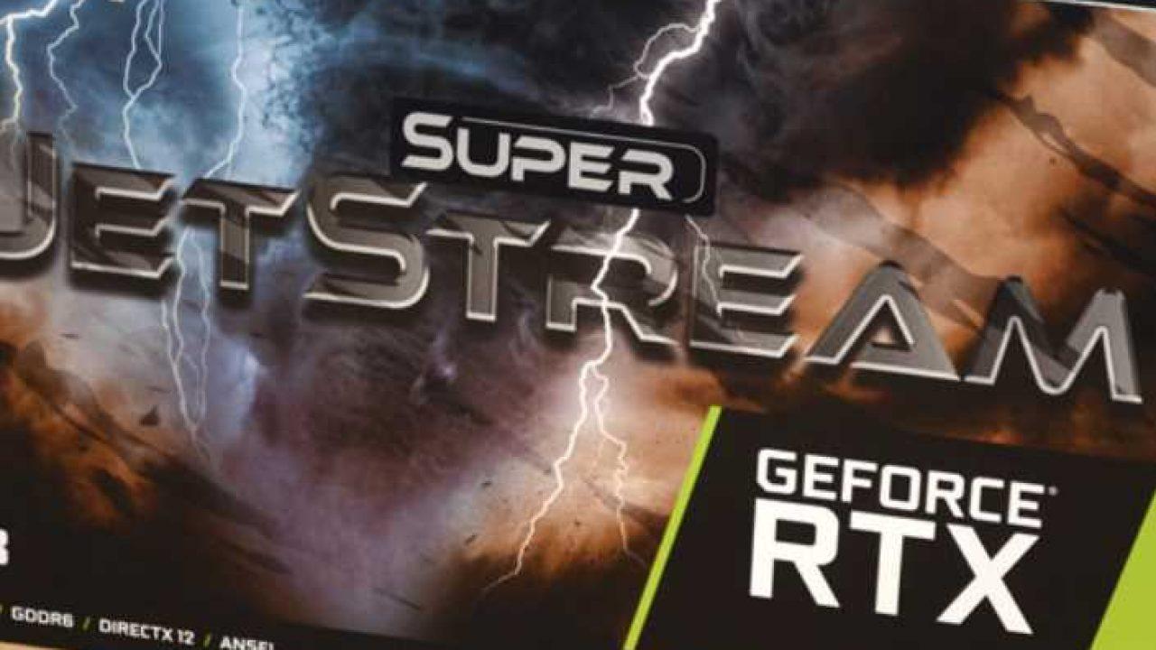 Palit RTX 2080 Super JetStream Graphics Card Review   eTeknix
