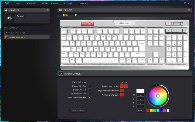 Icue Audio Visualizer