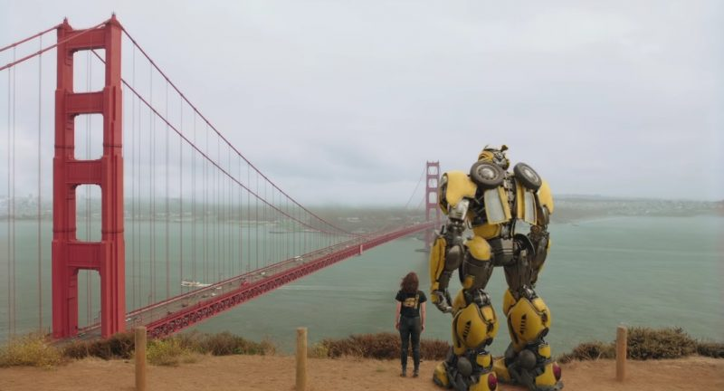 Several Classic Transformers are in the Latest Bumblebee Trailer