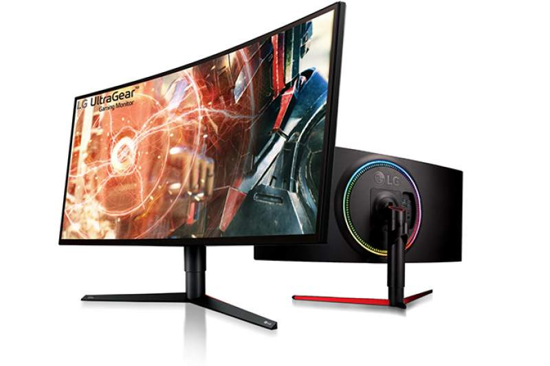 LG Unveils UltraGear 34GK950 Curved Nano-IPS Monitors | eTeknix