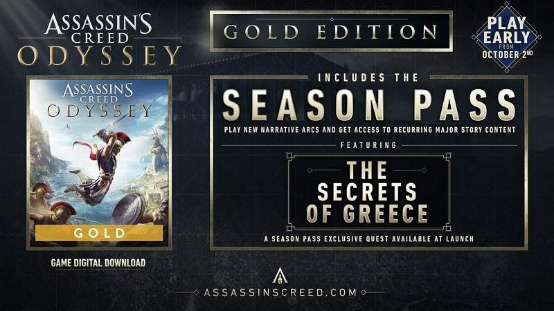 Ubisoft Reveals How It Will Handle DLC for Assassin's Creed