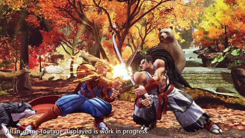 Unreal Engine Powered 'Samurai Showdown' Arriving in 2019   eTeknix