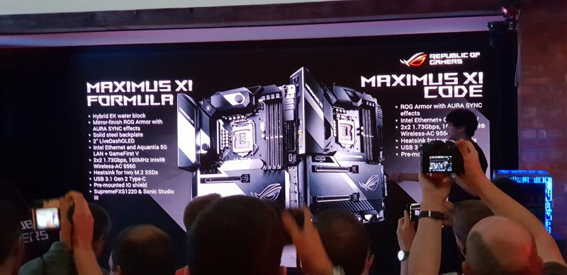 ASUS Z390 Launch Event @ Red Bull Gaming Sphere London | eTeknix
