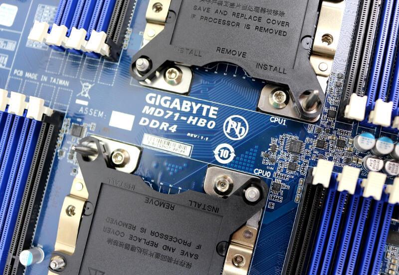 GIGABYTE MD71-HB0 Photo view header