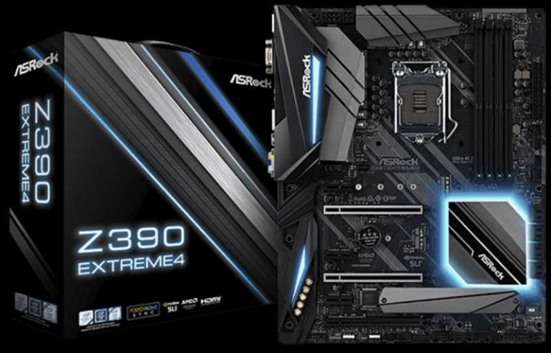 ASRock Extreme4 Z390 Motherboard Review | eTeknix