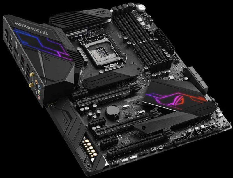ASUS RoG Maximus XI Hero WiFi Z390 Motherboard Review | eTeknix