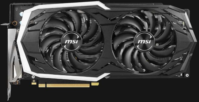 MSI RTX 2070 Armor Graphics Card Review | eTeknix