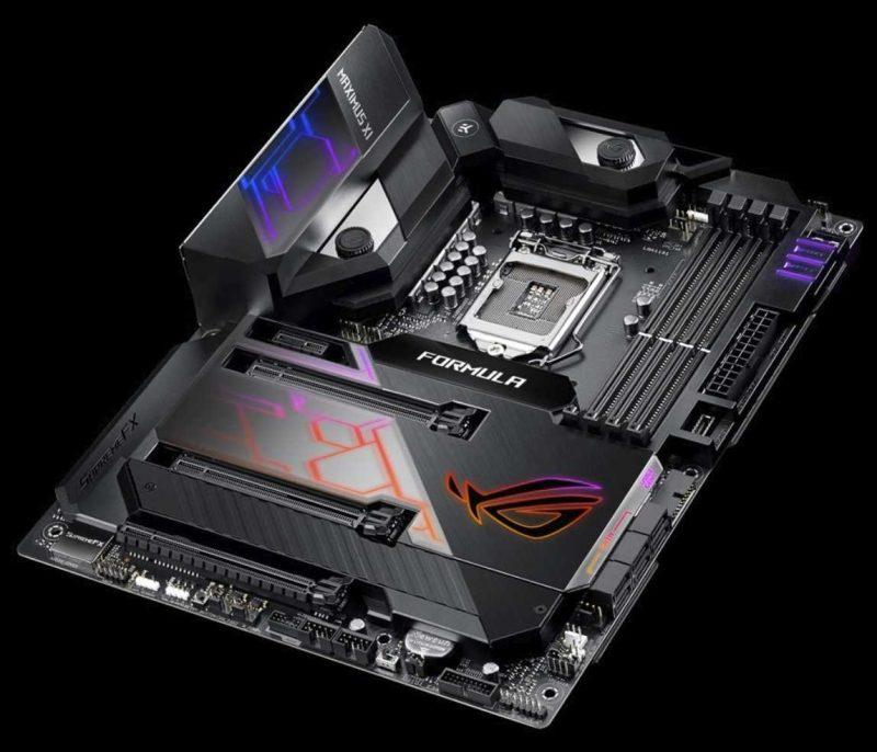 ASUS RoG Maximus XI Formula Z390 Motherboard Review | eTeknix