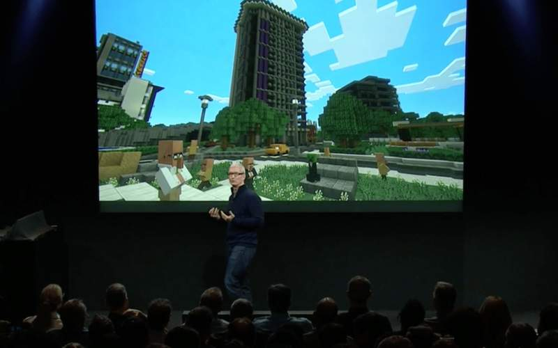 Microsoft Pulls Out Minecraft for Apple TV from the App