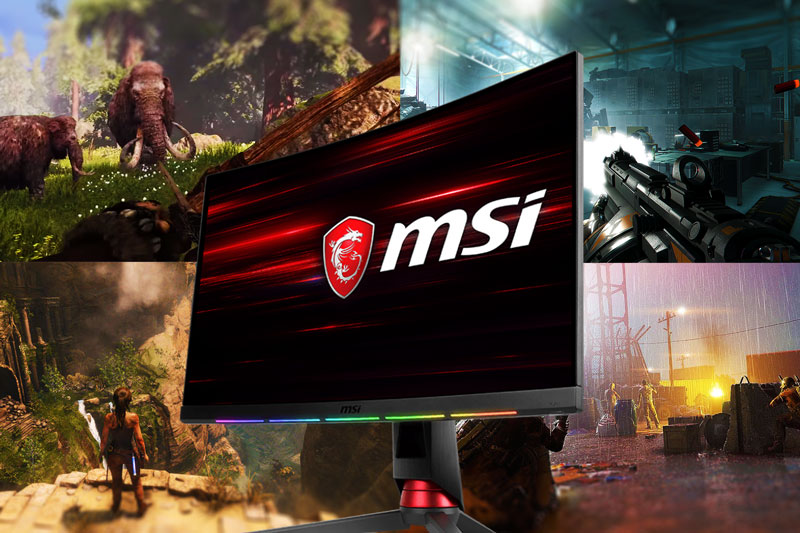 MSI RTX 2080 and 2080 Ti – The Perfect 144 Hz Gaming Cards