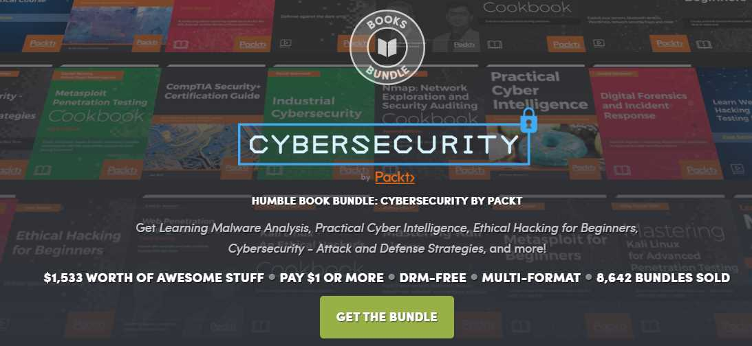 Humble Store Releases Cyber Security Book Bundle | eTeknix
