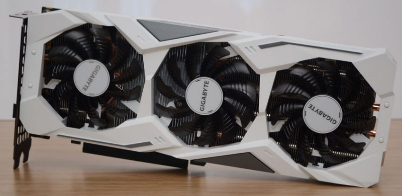 Gigabyte Geforce RTX 2070 Gaming OC White Review | eTeknix