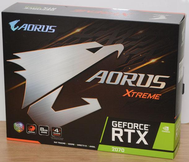 Aorus XTREME RTX 2070 Graphics Card Review | eTeknix