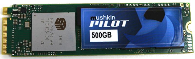 Mushkin Pilot 500GB Photo view 3 top