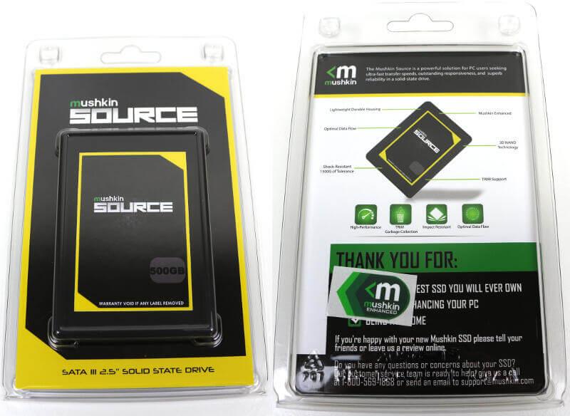Mushkin Source 500GB Photo box back front