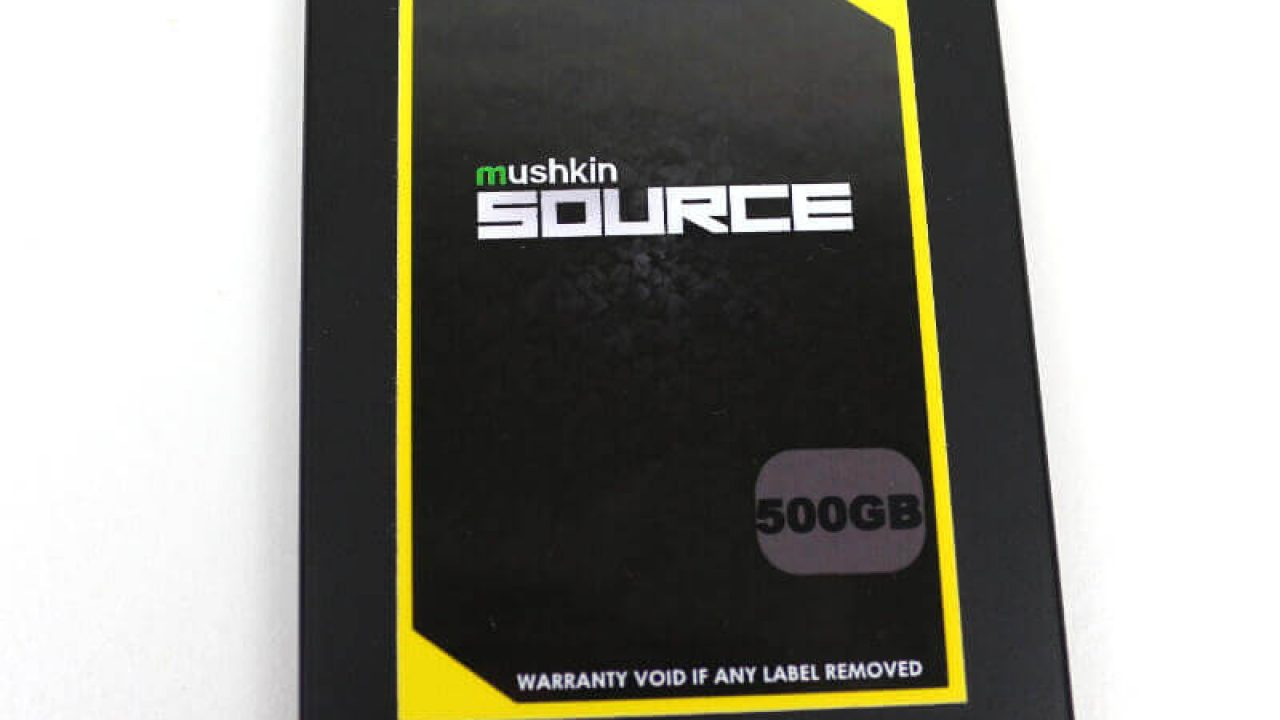 Mushkin Source 500GB 2 5″ SATA3 SSD Review | eTeknix