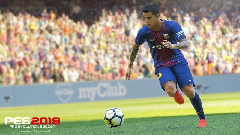 PES 2019 Lite Is Available To Download Now | eTeknix