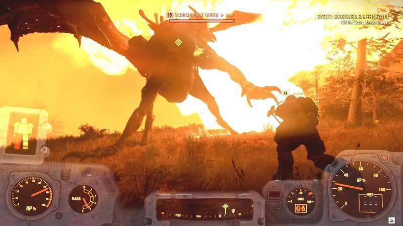 Three Simultaneous Nuke Launches in Fallout 76 Crashes Server | eTeknix